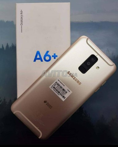 Samsung Galaxy A6 Plus Gold - 2