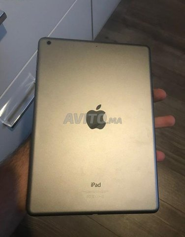 iPad Air 16 Go Gris Sidéral - 2