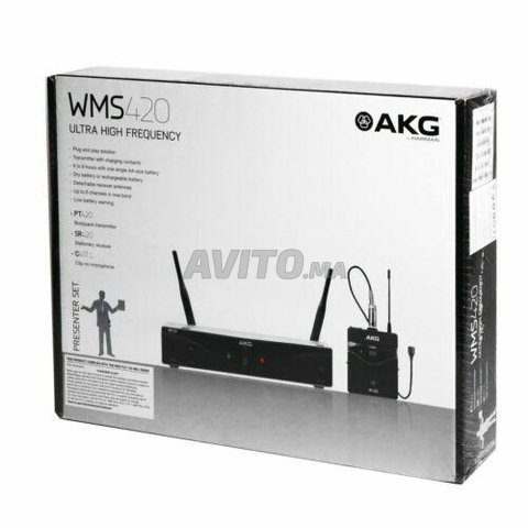 micro akg wms cravate - 1