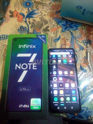 Infinix note 7 pro - 1
