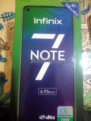 Infinix note 7 pro - 4