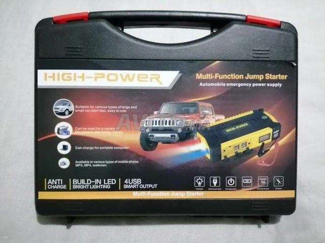 batterie multi fonction - 1