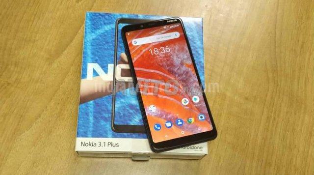 Nokia 3.1 plus - 2