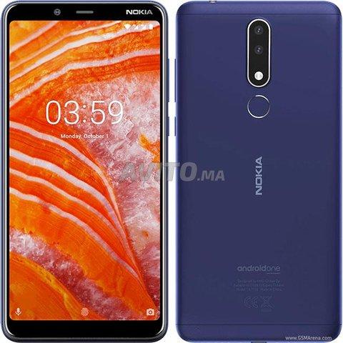 Nokia 3.1 plus - 1