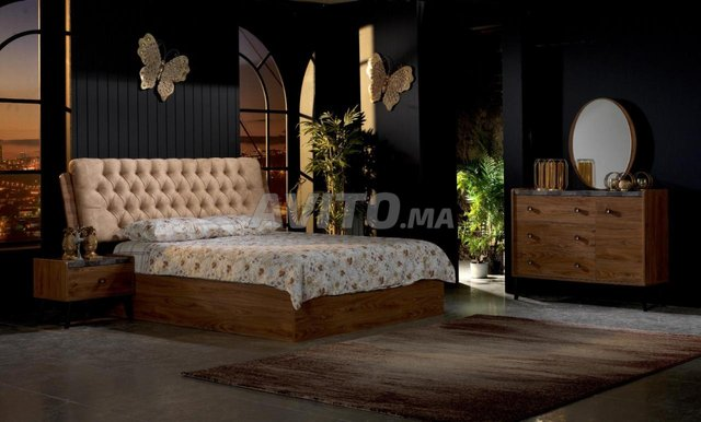 Chambre A Coucher Adulte Pas Cher Meubles Et Decoration A Kenitra Avito Ma 43283043
