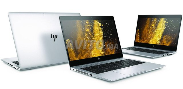 Hp EliteBook 830 G6 i7-8565u 16G 512G SSD -New - 1