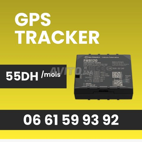 Traceur GPS Maroc - 2