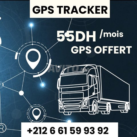 Traceur GPS Maroc - 3