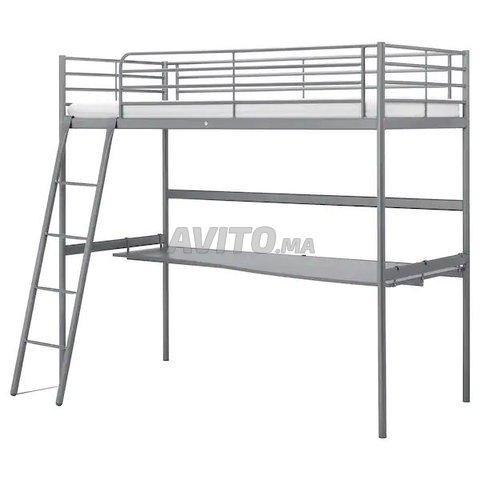Lit mezzanine IKEA - 1