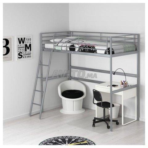 Lit mezzanine IKEA - 3