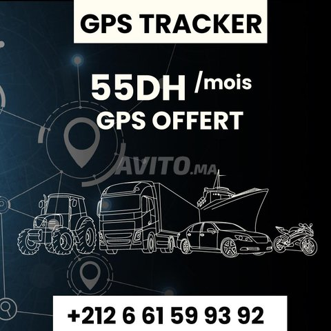 FULL GPS LOCALISATION  - 3