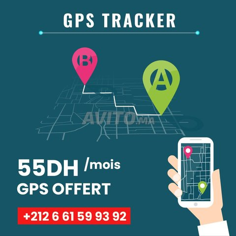 Traceur GPS - 2