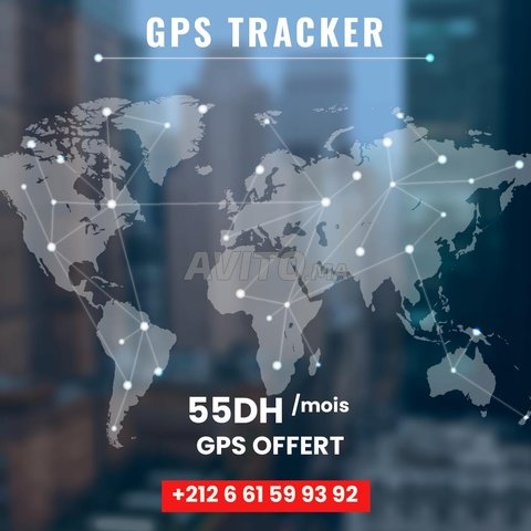Traceur GPS - 5