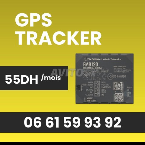 Traceur GPS - 4