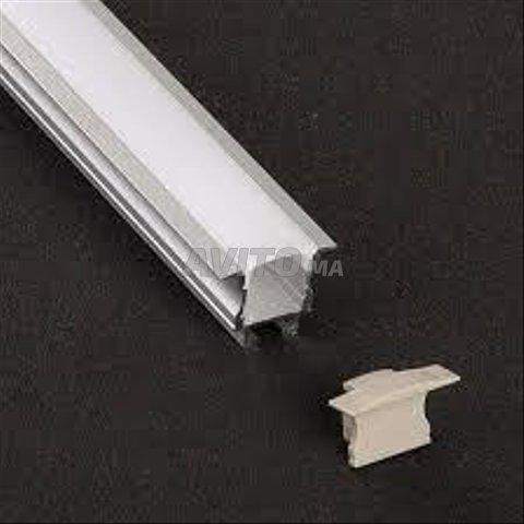 Profilé LED aluminium apparent /brlm - 1