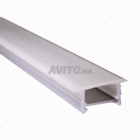 Profilé LED aluminium apparent /brlm - 6