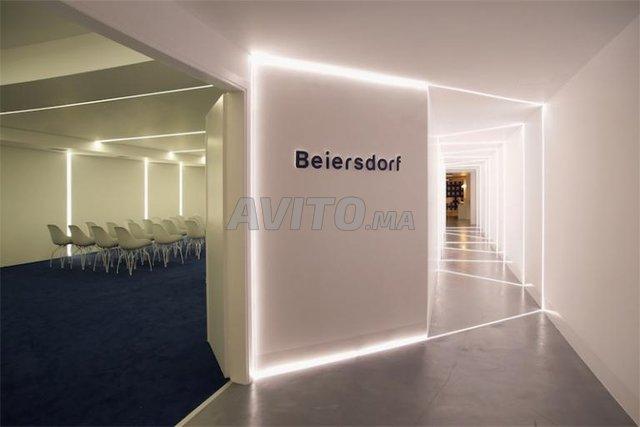 Profilé LED aluminium apparent /brlm - 4