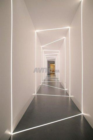 Profilé LED aluminium apparent /brlm - 2