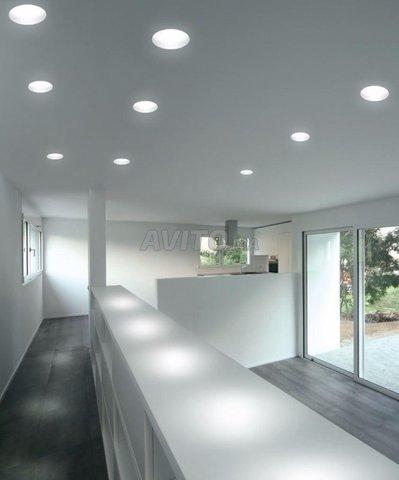 Panel LED Rond Encastrable 3W-24W - 2