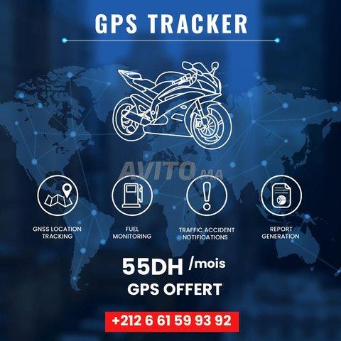 Détection GPS En Direct  - 1