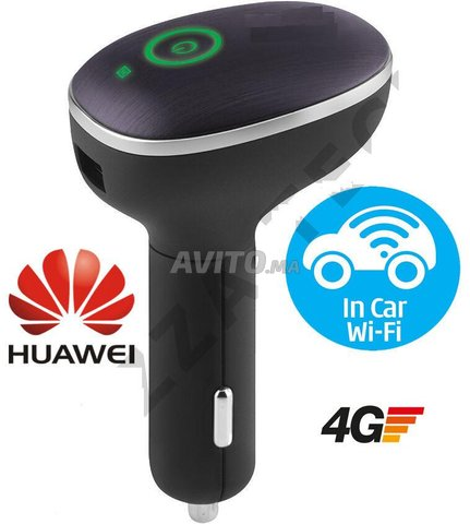 Huawei E8377 Adaptateur USB Wi-FI de Voiture - 1