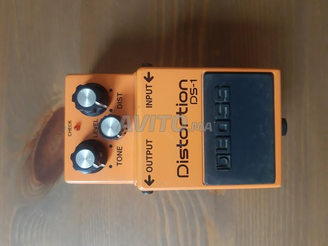 Boss DS-1 distortion pedal - 2