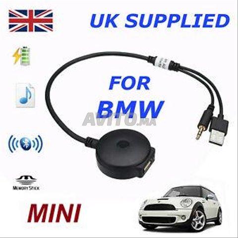 Bluetooth Musique USB  BMW Mini Cooper - 1