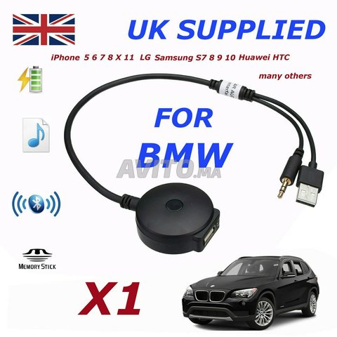 Bluetooth Musique USB  BMW Mini Cooper - 3