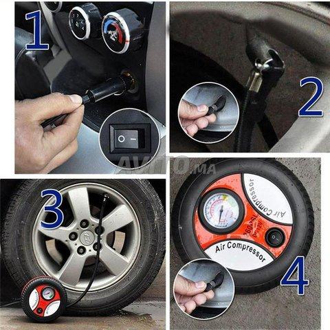 mini compresseur pour voitures - 3