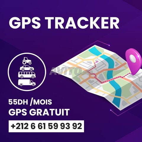Mouchard Traceur GPS - 1