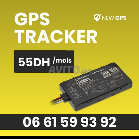 Mouchard Traceur GPS - 5