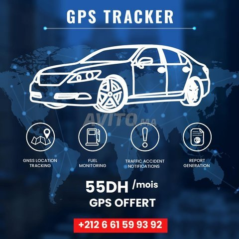 Mouchard Traceur GPS - 2
