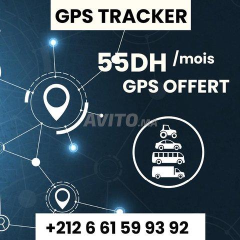 Localisation  GPS Teltonika - 1