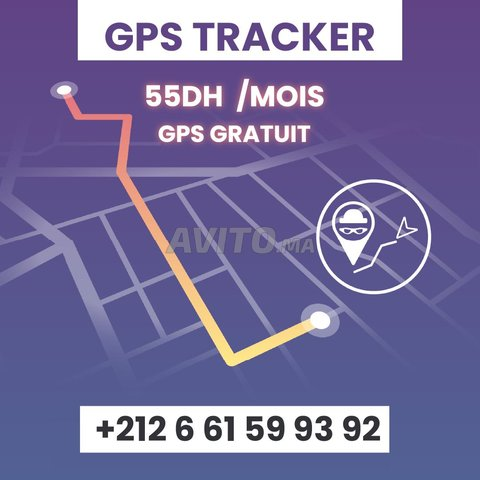 HIGH GPS TRACKING - 2