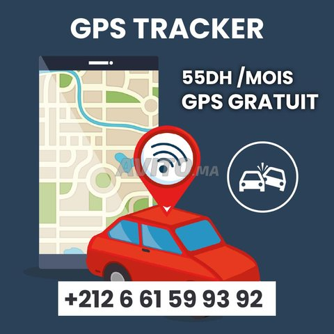 HIGH GPS TRACKING - 1