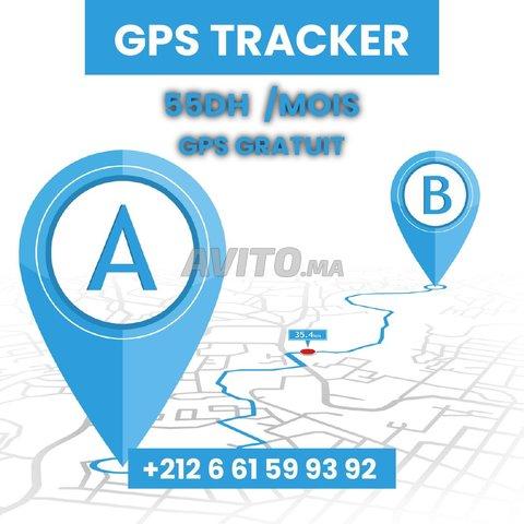 HIGH GPS TRACKING - 3