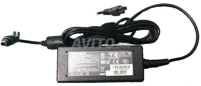 Chargeur Toshiba d'origine -19V- 2.37A /45W - 5