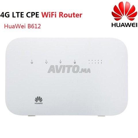 Routeur 4G/LTE -Huawei B612- wifi 300MBS - 1