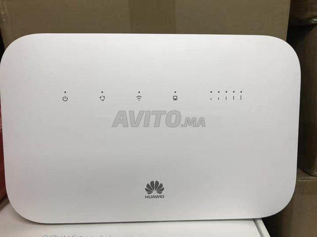 Routeur 4G/LTE -Huawei B612- wifi 300MBS - 6