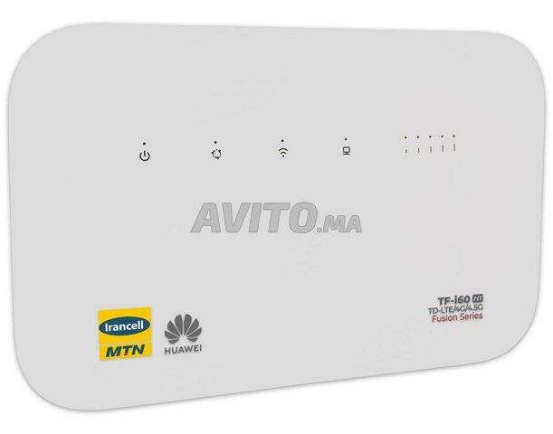 Routeur 4G/LTE -Huawei B612- wifi 300MBS - 5