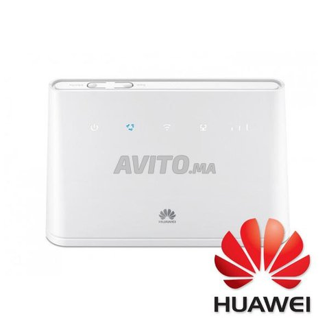 Routeur LTE/4G-Huawei B310s WiFi-N150-puissant - 1