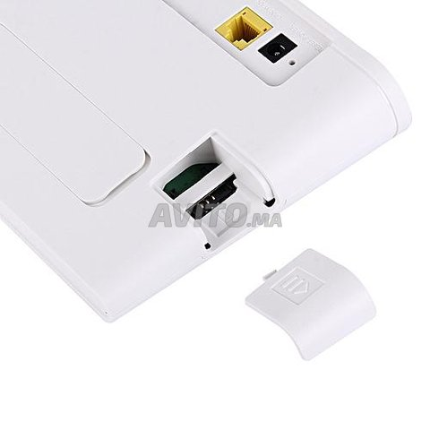 Routeur LTE/4G-Huawei B310s WiFi-N150-puissant - 3
