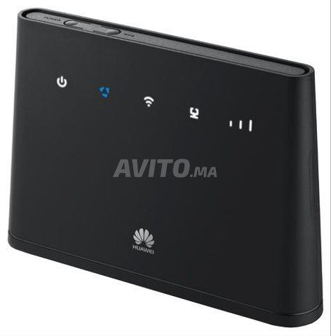 Routeur LTE/4G-Huawei B310s WiFi-N150-puissant - 4