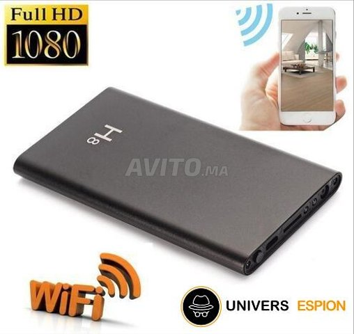 PBF-45 Power Bank Camera IP WIFI Full HD 1080P - 1