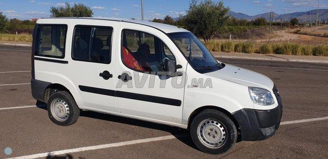 Voiture Fiat Doblo 2013 au Maroc  Diesel  - 6 chevaux