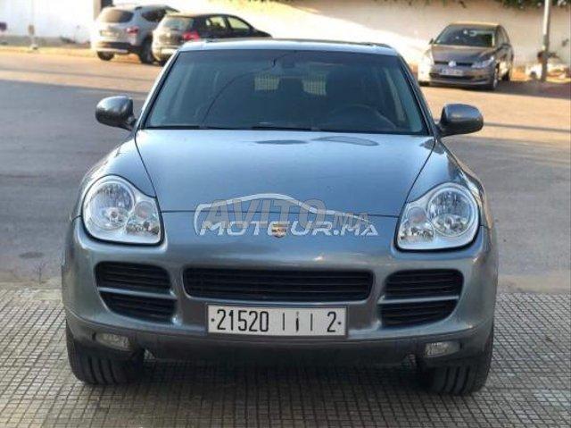 Voiture Porsche Cayenne 2006 au Maroc  Essence  - 20 chevaux