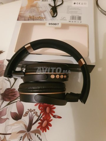 Casque blutooth neuf - 3