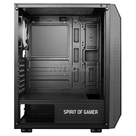 Boîtier Spirit of Gamer Rogue 6 ARGB Edition - 2