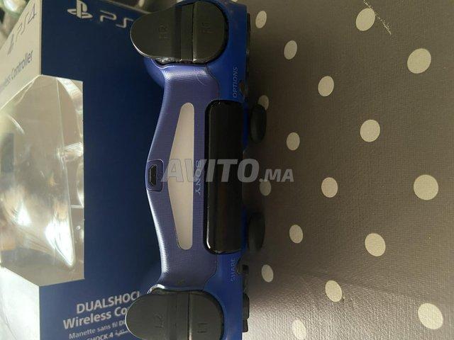 Manette Bleu originale très bon état - 3