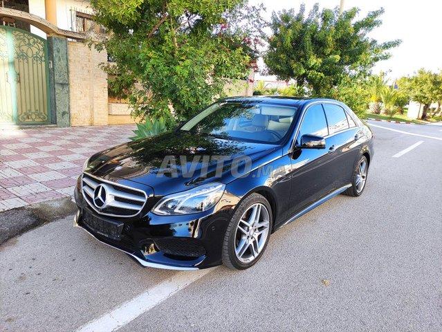 Voiture Mercedes benz Classe e 2013 au Maroc  Diesel  - 9 chevaux